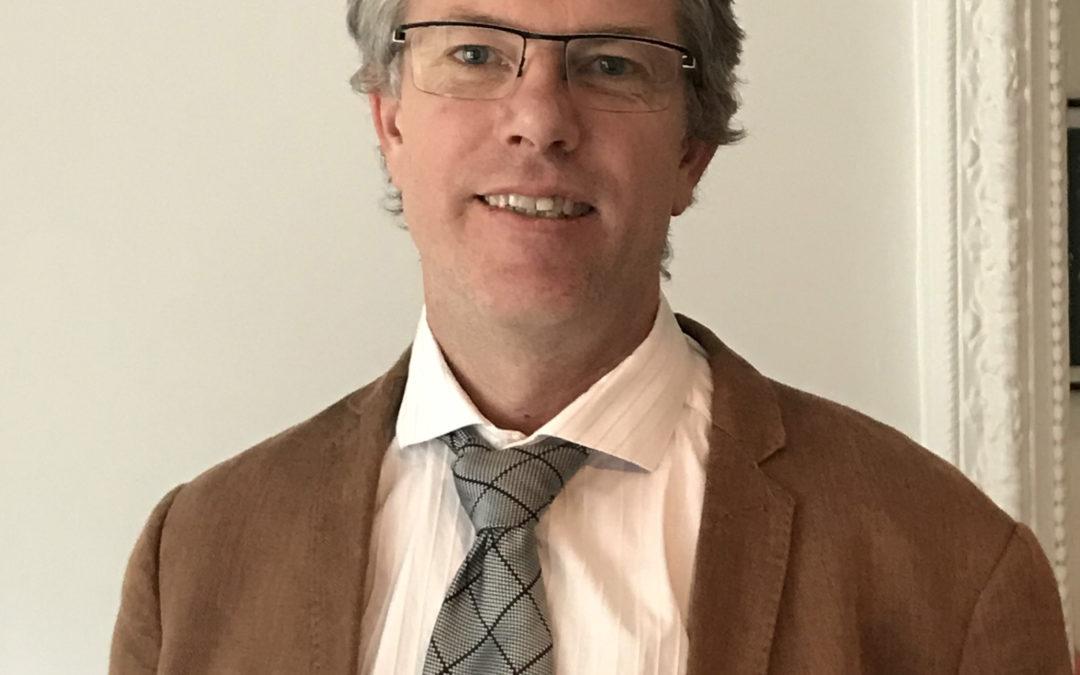 Christophe LEGRAND, nouveau Président UNARTI
