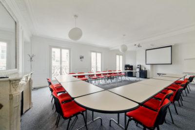 Salle de réunion UNARTI